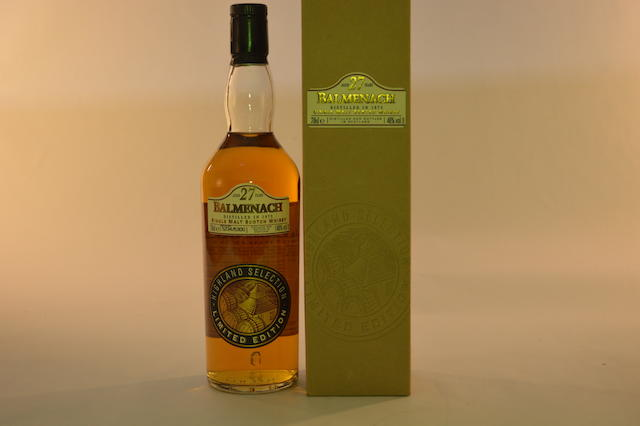 Balmenach 1973- 27 years old (1)