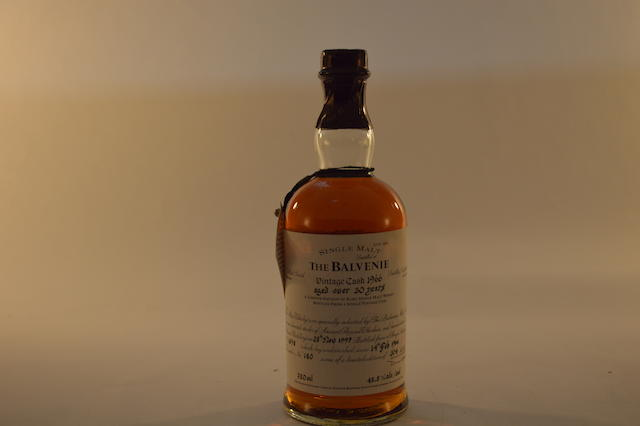 Balvenie 1966- 30 years old (1)