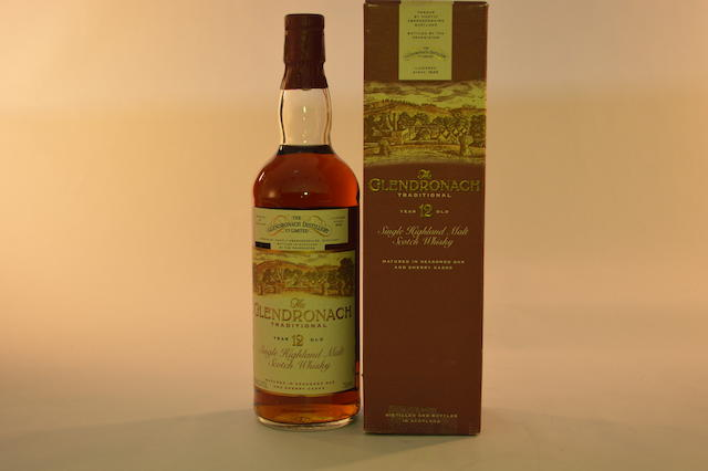 Glendronach- 12 years old (1)  Glendronach 1977- 27 years old (1)
