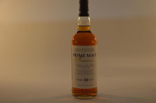 Prime Malt Reverence- 30 years old (1)