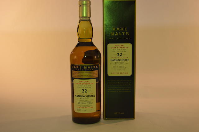 Mannochmore 1974 22 years old (1)