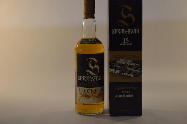 Springbank 15 years old (1)