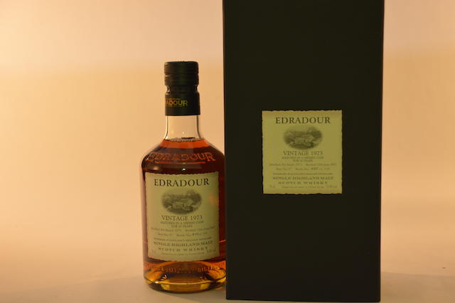 Edradour 1973- 30 years old (1)