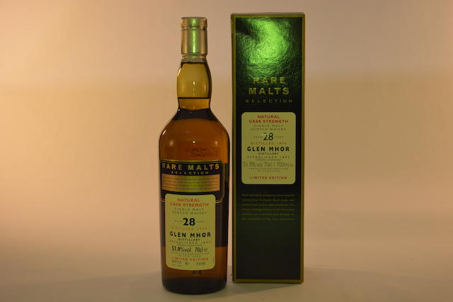 Glen Mhor 1976 28 years old (1)