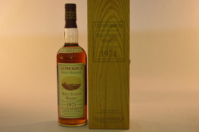 Glenmorangie 1971- 22 years old