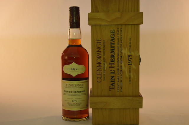 Glenmorangie 1975- 28 years old