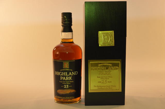 Highland Park- 12 years old (1)  Highland Park- 25 years old (1)