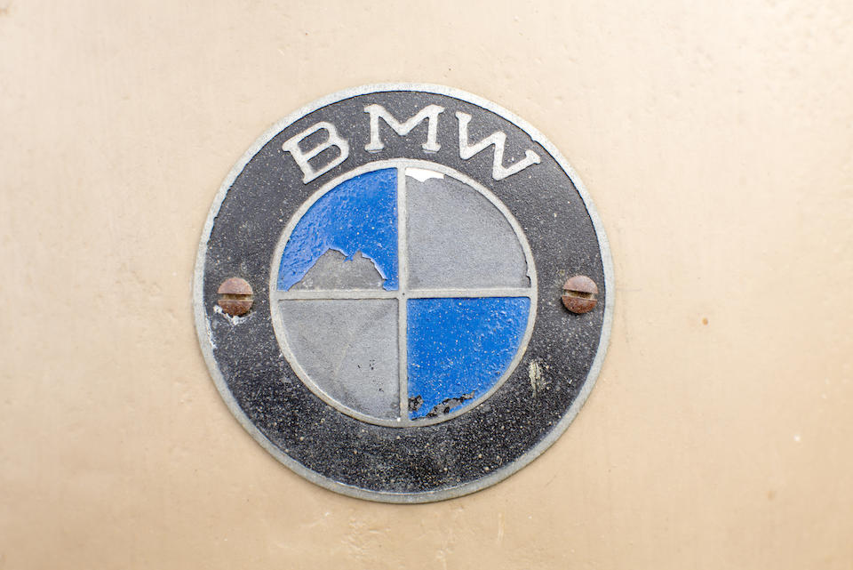 <b>1942 BMW R75 Military Motorcycle Combination </b><br />Frame no. 758660 <br />Engine no. 758660