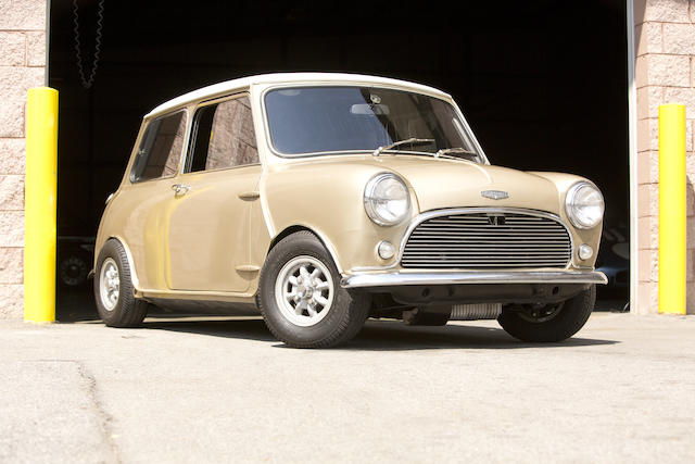 <b>1967 Austin Mini Cooper S Mark I Two-Door Sedan </b><br />Chassis no. CAZS7L101Z522A