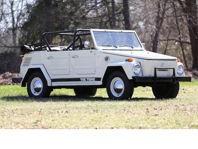 <b>1973 Volkswagen Type 181 – The Thing </b><br />Chassis no. 1833023202