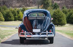 <b>1956 Volkswagen 'Beetle' Oval Window </b><br />Chassis no. 11628654 Engine no. 1930236