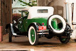 <b>1927 Essex Super Six Boattail Speedabout   </b><br />Chassis no. 548825 <br />Engine no. 612768