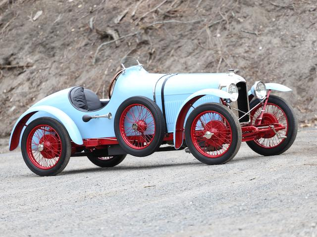<i>Ex- Otto Zipper, William Harrah &#150; Mille Miglia eligible</i><br /><b>1927 Amilcar CGSS Two Seater Sports</b><br />Chassis no. CGSS41239