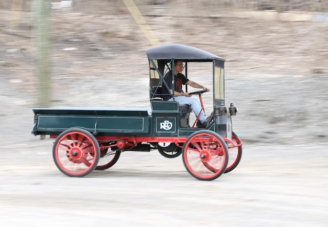 <b>1911 REO Express Delivery  </b><br />Engine no. 900