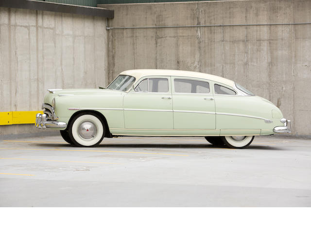 <B>1953 Hudson Super Wasp Sedan</B><BR />Chassis no. 211072