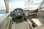 <b>1980 Mercedes-Benz 450SEL Sedan  </b><br />Chassis no. 116-033.12.098320