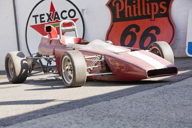 <b>c.1970 LeGrand Mk10 Single Seat Formula Ford Racer</b>
