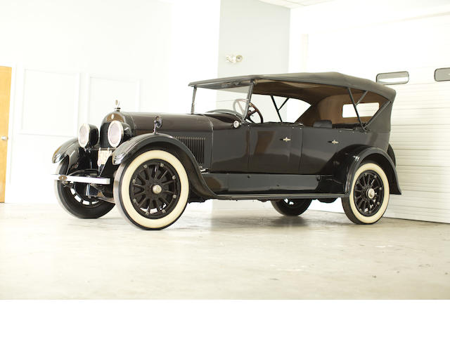 <i>Ex-Charlotte D.S. Cruikshank, two owners from new</i><BR /><B>1924 Cadillac Type V-63 7-Passenger Touring<BR />Coachwork by Fisher</B><BR />Chassis no. 631026<BR />Engine no. 63-C-1026