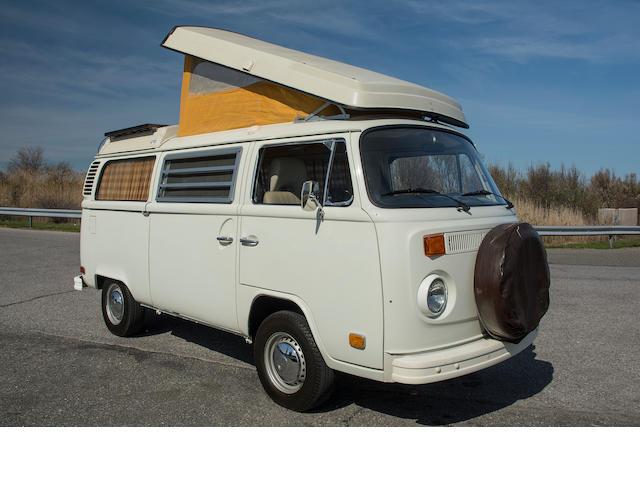 <b>1973 Volkswagen Type 2 Westfalia Campmobile   </b><br />Chassis no. 2332178262