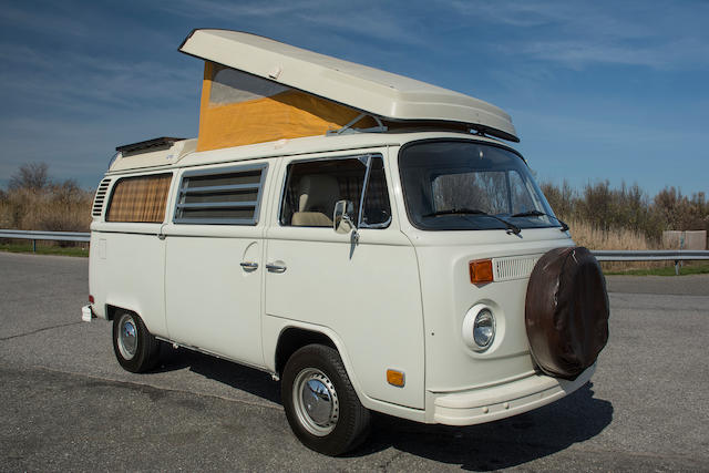 <b>1973 Volkswagen Type 2 Westfalia Campmobile   </b><br />Chassis no. 2332178262