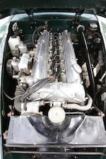 <b>1954 Jaguar XK120SE Roadster </b><br />Chassis no. S672695 <br />Engine no. W5593-8S