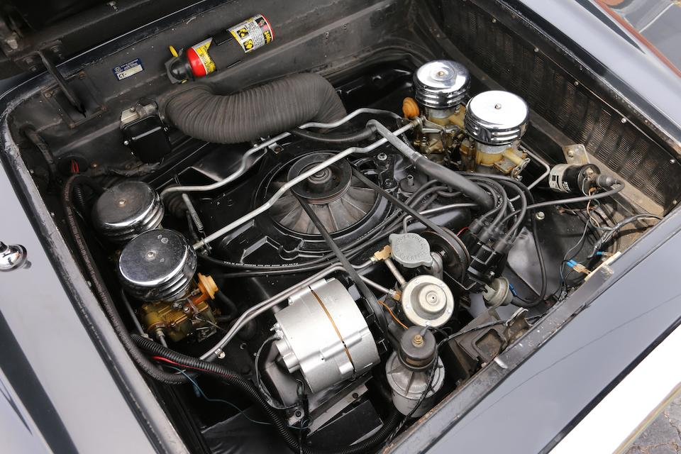 <i>Unique prototype from the Estate of John Fitch</i><br /><b>1966 Fitch Phoenix </b><br />Chassis no. 107375W224558 <br />Engine no. T0930RB