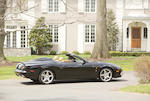 Fewer than 3,800 miles from new,2003 Aston Martin DB AR1 Roadster  Chassis no. SCFAE62333K800026 Engine no. AM2A/00407