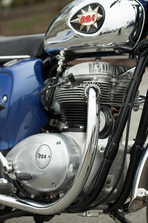 <b>1967 BSA A50 Royal Star</b><br /> Frame no. A50RA-10144Y <br />Engine no. A50RA-10144Y