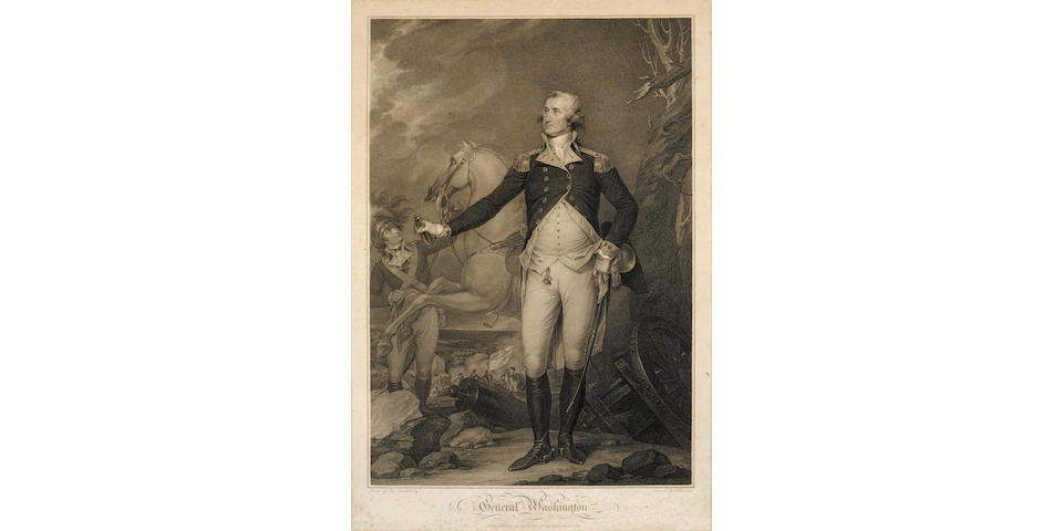 Thomas Cheesman (1760-1834) after John Trumbull (1756-1843)