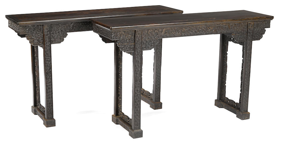 Fine Chinese Furniture And Paintings Achieve Nearly $9.5 Million At Bonhams San Francisco