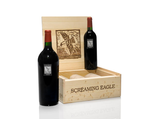 Screaming Eagle Cabernet Sauvignon 1995