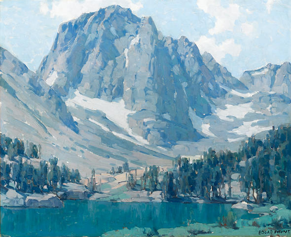 Edgar Payne (1883-1947) Mount Alice 28 x 34in