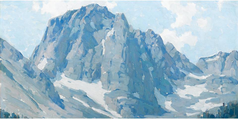 Edgar Payne (1883-1947) Mount Alice 28 x 34in