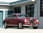 <i>Equipped with Nardi Performance Kit and floor-shift</i><br /><b>1955 LANCIA AURELIA B20 GT 4th SERIES COUPE   </b><br />Chassis no. B20-3618 <br />Engine no. B20-4372