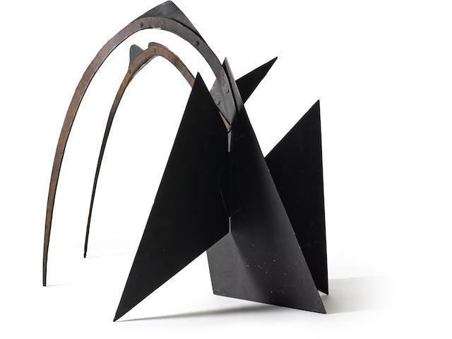 Alexander Calder (American, 1898-1976) Araignée (Maquette)  1957