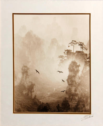 Don Hong-Oai (Chinese, 1929-2004); Morning Melody, Hunan;