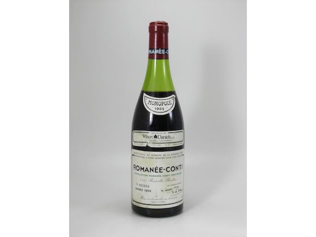 Romanée-Conti 1985