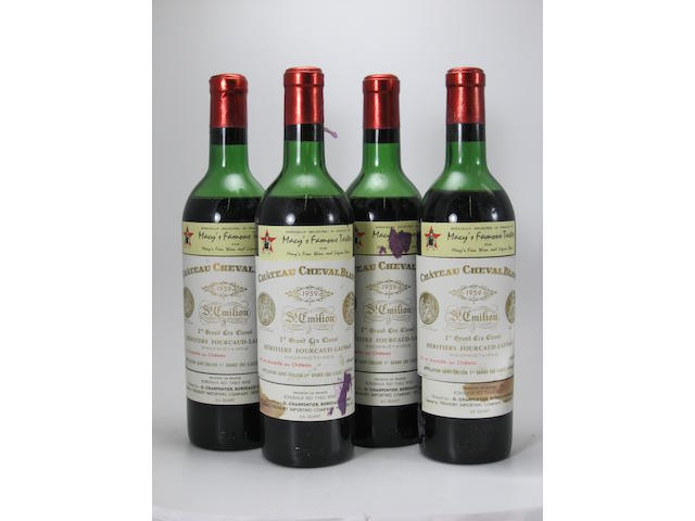 Château Cheval Blanc 1959 (12)