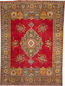 A Tabriz carpet  size approximately 9ft. 9in. x 13ft.