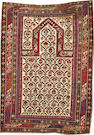 A Shirvan rug  size approximately 4ft. x 5ft. 4in.