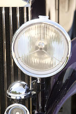 <i>The ex-Count P. Bon de Sousa, Esq.</i><br /><b>1930 ROLLS-ROYCE PHANTOM II ALL-WEATHER TOURER </b><br />  Chassis no. 143GN <br />Engine no. KX35