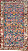 A Heriz rug  size approximately 4ft. x 7ft. 1in.