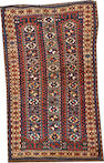 A Kazak rug  size approximately 4ft. x 6ft. 6in.