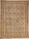A Khorasan carpet size approximately 10ft. 8in. x 14ft. 8in.
