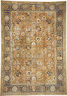 A Tabriz carpet  size approximately 7ft. 2in. x 10ft. 2in.