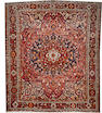 A Bakhtiari carpet size approximately 13ft. 4in. x 15ft. 6in.