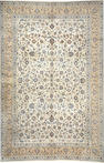 A Kashan carpet  size approximately 11ft. 5in. x 17ft. 2in.