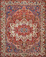 A Bakhtiari carpet  size approximately 11ft. 9in. x 14ft. 6in.