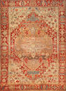 A Serapi carpet  size approximately 10ft. x 13ft.