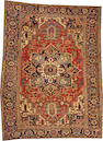 A Serapi carpet  size approximately 8ft. 10in. x 12ft.